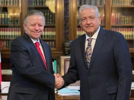 """""""Estoy de acuerdo con reforma al Poder Judicial y ampliar presidencia de Zaldívar: AMLO"""