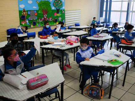 Escuelas solicitarán firma de carta responsiva para regreso a clases presenciales: SEP