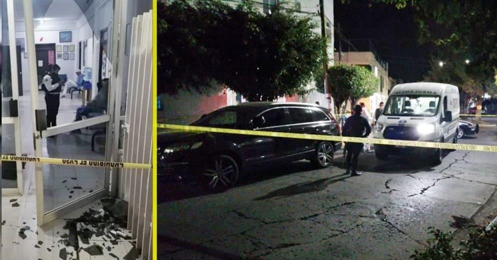 Grupo de sicarios entran a clínica de Villa Universidad en Morelia y matan a paciente