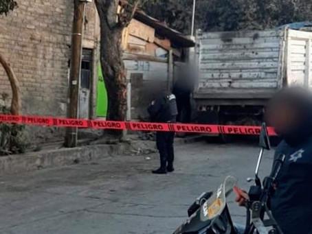 Morelia: Asesinan a tiros a hombre en la colonia La Esperanza