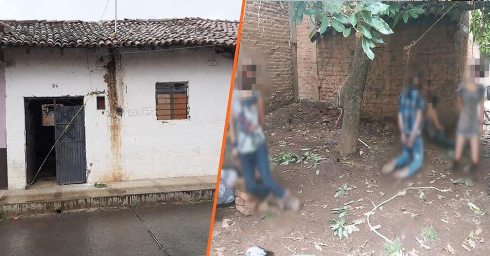 Narcovirus en Michoacán: Tres mujeres y un hombre mueren ahorcados por sujetos armados