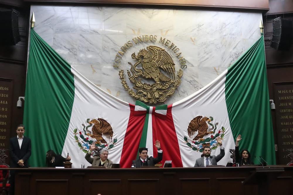 El Congreso del Estado invita a la ciudadanía para que participe en la Ley de la CEDH