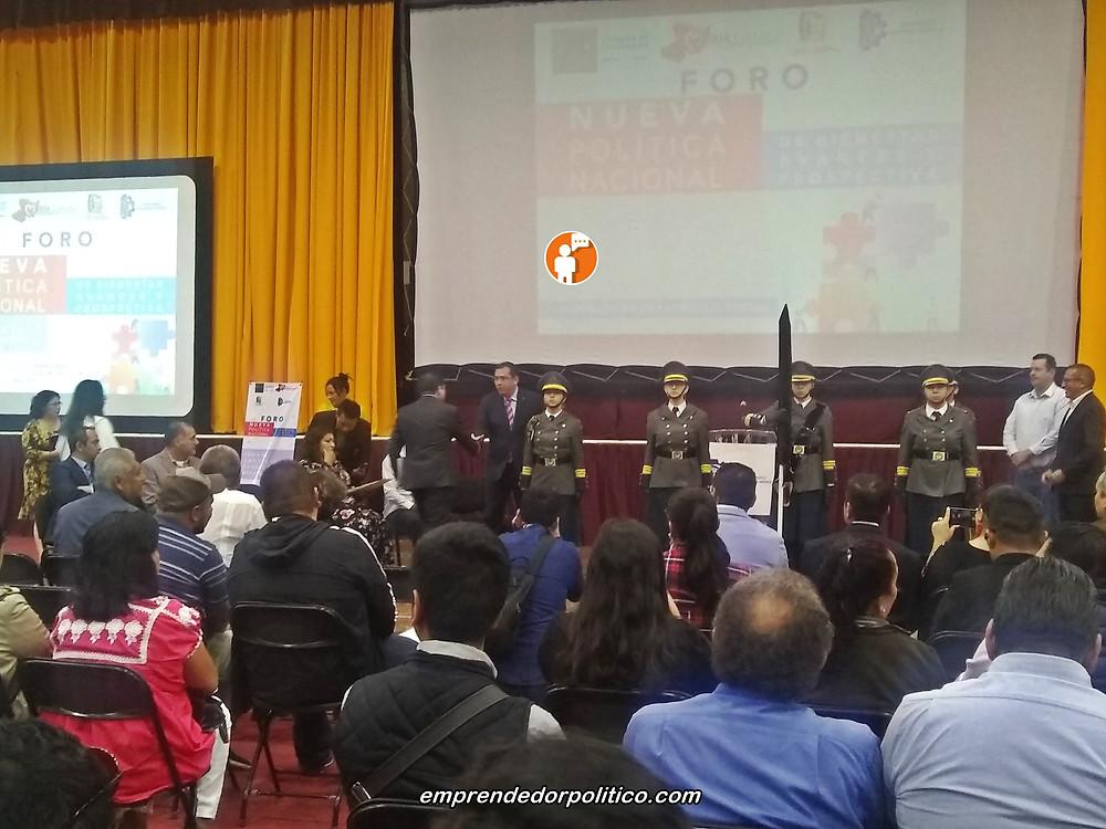Con una participación activa, se llevo a cabo el Foro Nacional de Bienestar realizado en Morelia