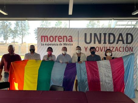 Leonel Godoy, aliado fundamental de la Comunidad LGBT y la 4T
