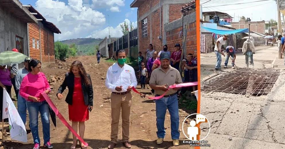 Cabildo de Paníndicuaro, acusa a su alcalde morenista de cobrar moches por obra pública