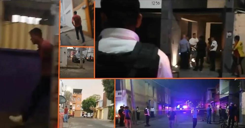 Morelia: Intento de asalto, choque de autos y heridos, esto ocurrió hoy en la Félix Ireta (+Videos)