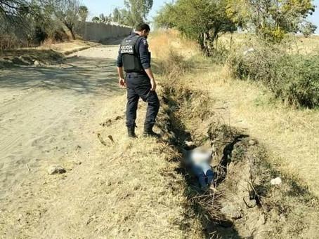 #Michoacán: Localizan a mujer muerta; fue lapidada y no ha sido identificada