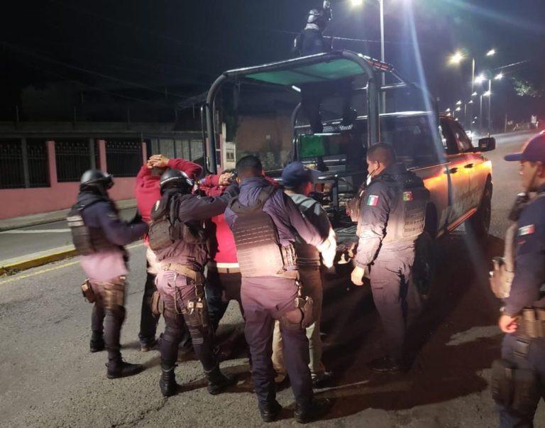 Por riñas en el Estadio Morelos fueron de 6 detenidos; los videos no mienten