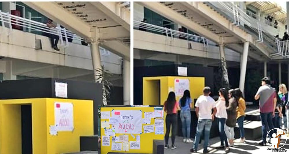 En Facultad de Arquitectura de la #UMSNH, las denuncias de acoso son tanto por mujeres y hombres