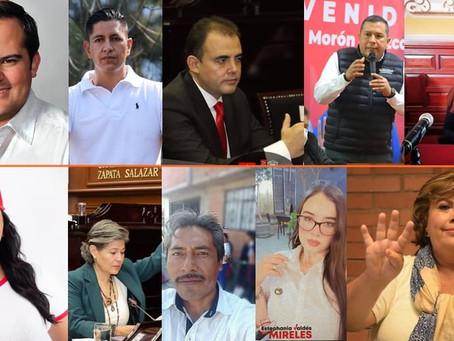 Quedan definidos las y los candidatos de Morena-PT para una diputación local en Michoacán