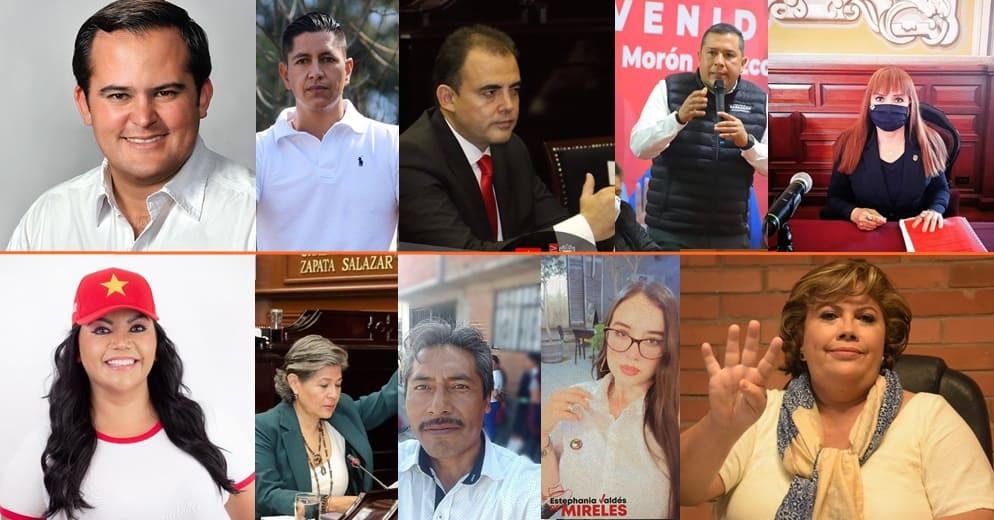 Quedan definidos las y los candidatos de Morena para una diputación local en Michoacán