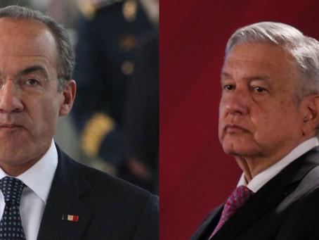 'AMLO es un animal político', reconoce Felipe Calderón y critica sus programas sociales