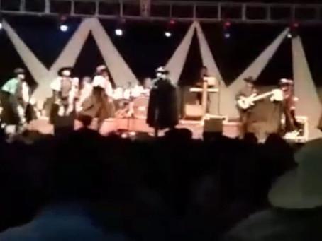 Michoacán: En pleno baile por fiesta patronal se desata balacera que deja 4 muertos (+Video)