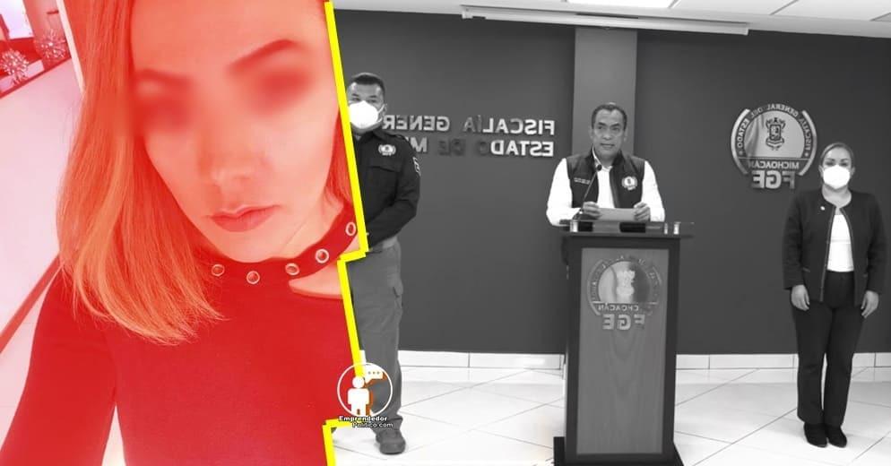 Fiscalía de Michoacán: Continúan investigaciones para esclarecer desaparición y asesinato de Xitlali