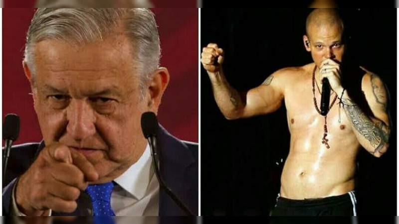 ¿Calle 13 el grupo favorito de AMLO?