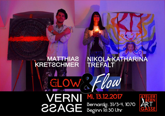 Glow & Flow, 13. Dezember 2017