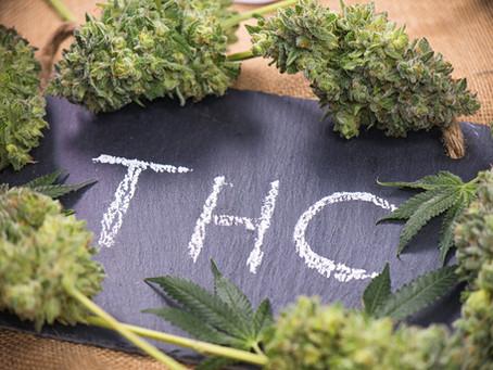 Quais as doenças o THC trata?