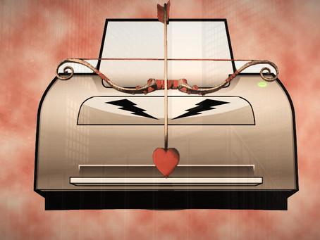Demonic Printer Sparks Romance
