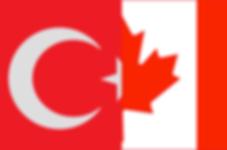 Canadian/Turkish flag mix