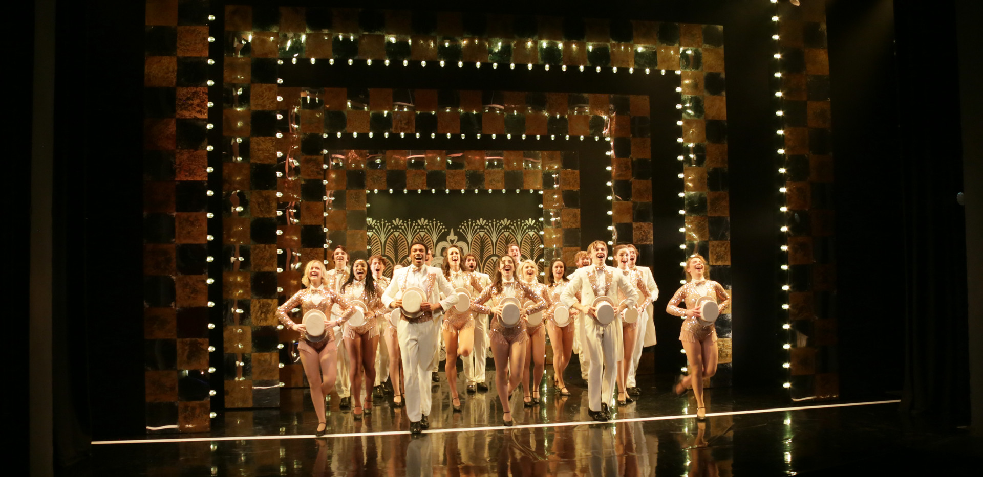 A Chorus Line, RCSSD, 2018. Production p