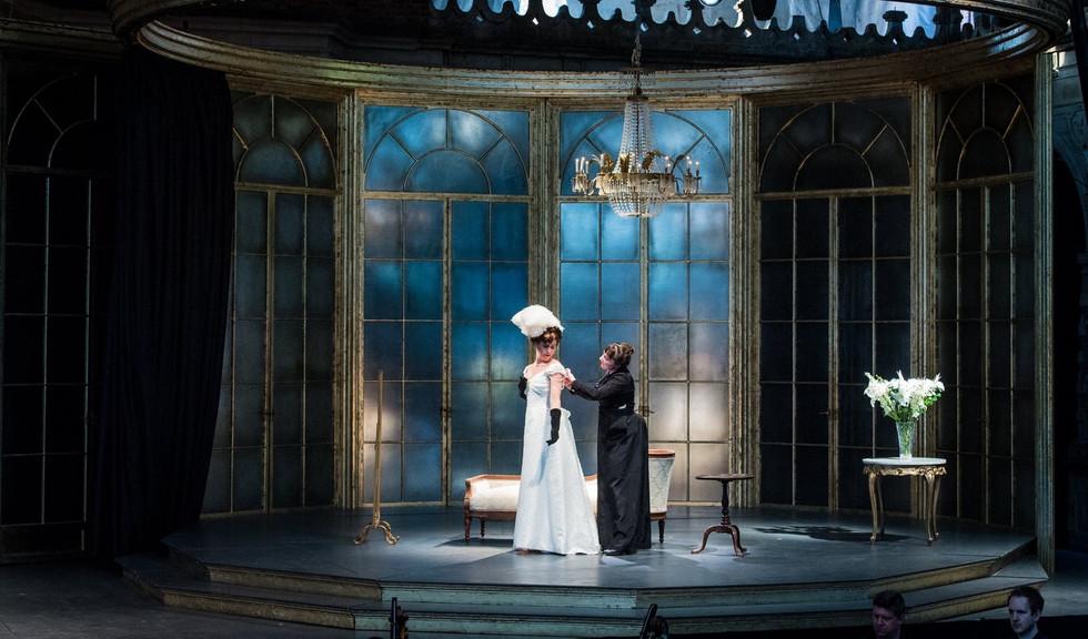 La Traviata, Opera Holland Park, 2018. Product