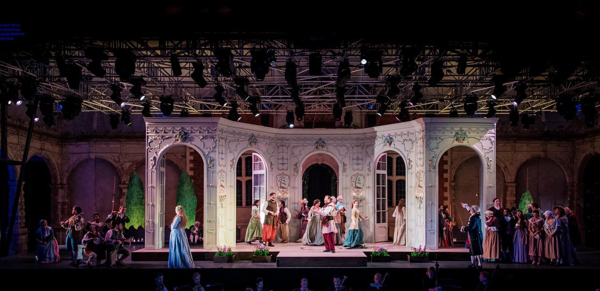 Cossí fan Tutti, Opera Holland Park, 2018. Pro