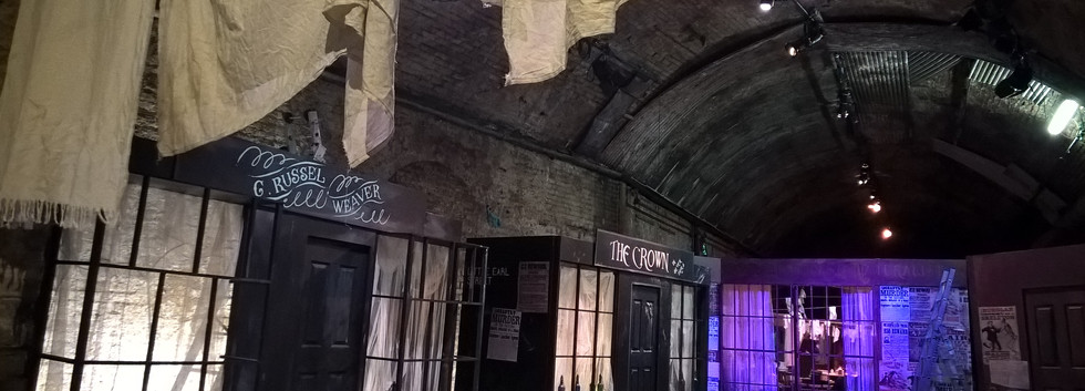 The Crystal Egg Live, The Vaults, 2018