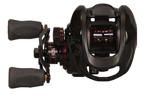 320 SERIES REEL -  BLACK -  RIGHT HANDED 7.1:1