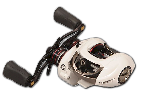320 SERIES REEL -  WHITE -  RIGHT HANDED 7.1:1