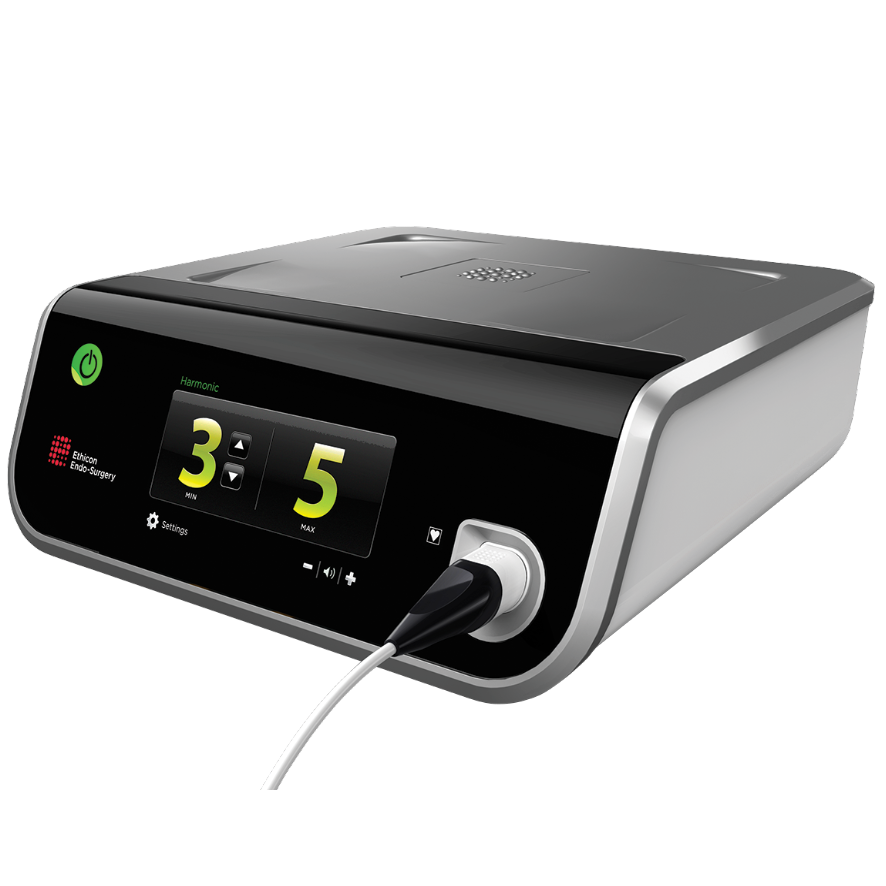ETHICON Генератор GEN11 объединяет передовые технологии HARMONIC® и ENSEAL®.