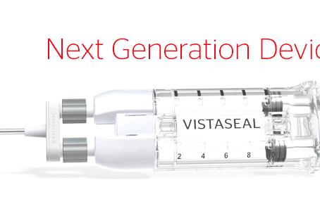 Компанія Ethicon випустила новий гемостатичний засіб — VistaSeal Fibrin Sealant (Human)