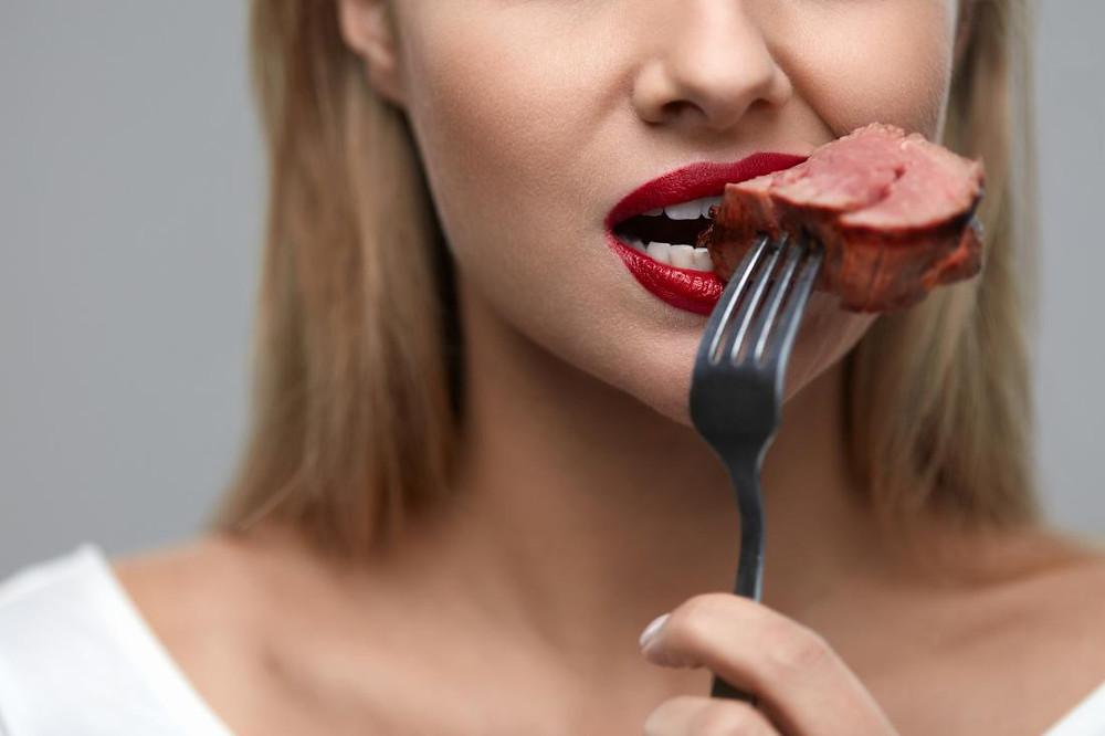 Червоне м'ясо і ризик смерті