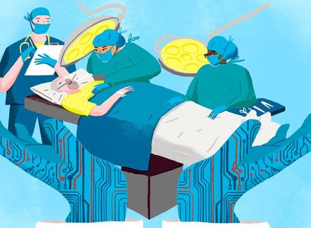 Инновации, которые могут помочь сделать ваше следующее хирургическое вмешательство более безопасным