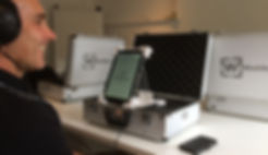 WorkScreen multiple terminals quiet offi
