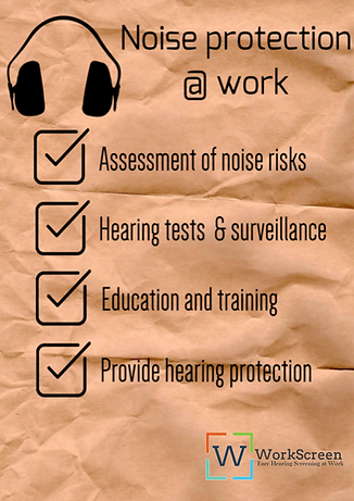 WorkScreen noise protection checklist.pn