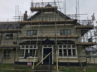 Refurbishment Progress - Week Seven