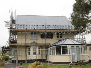 Refurbishment Progress - Week Two