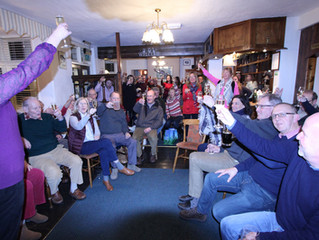 Press Release : Wiltshire Village Saves Pub For The Community
