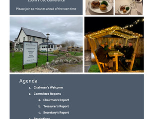 Annual Members Meeting Agenda 2021