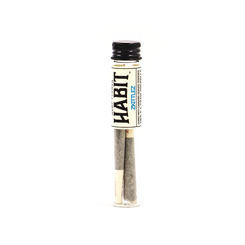 Zkittles - Preroll - Habit CBD