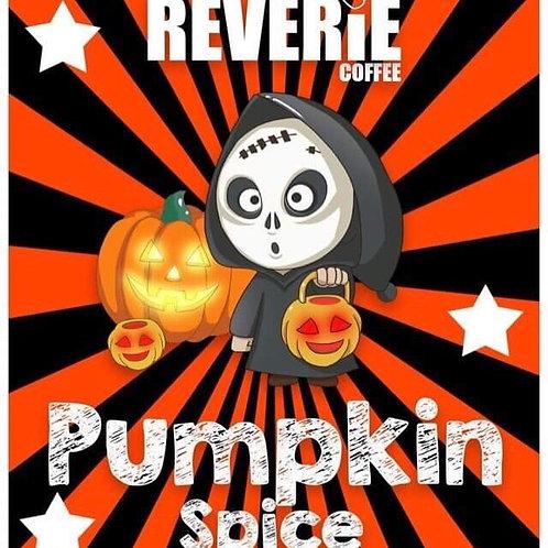 Pumpkin Spice Cold Brew