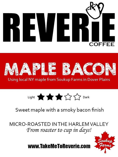 Decaf Maple Bacon colab w/ Soukup Farms