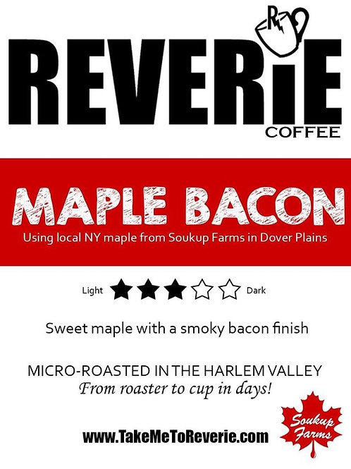 Decaf Maple Bacon - Cadets