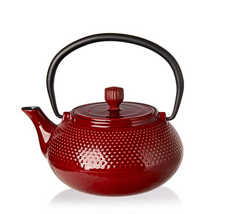 Particle Teapot