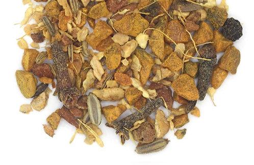 Golden Turmeric Chai Tea