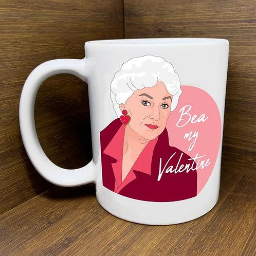 Bea My Valentine Mug