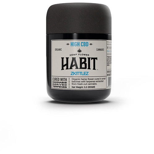Zkittles 1/8th- Habit CBD