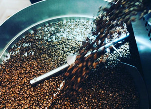Roasting coffee is an art form...
