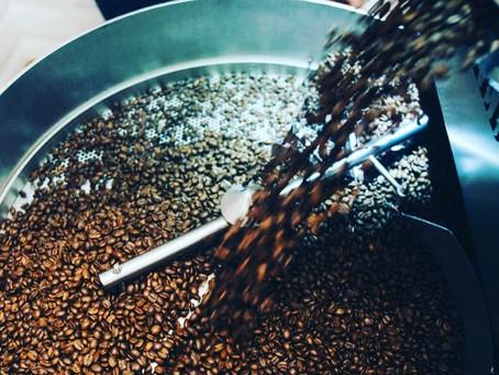 Roasting coffee is an art form...