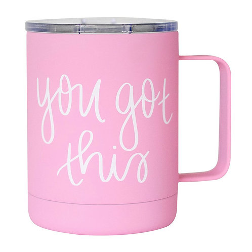 YOU GOT THIS METAL MUG